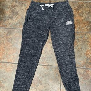 Pink Joggers Gray